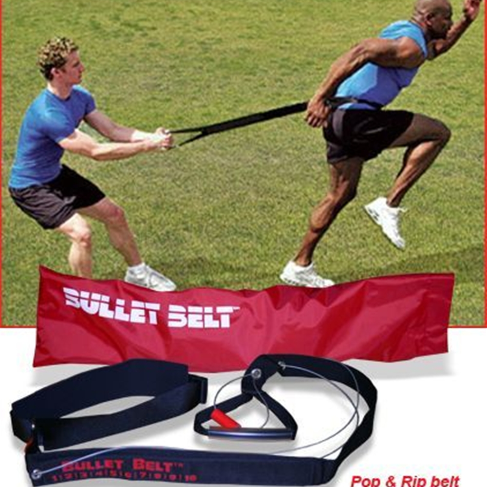 Bullet Belt - Partner Pack (2 Belts and Pop/Rip Feature)