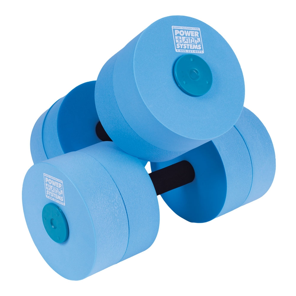 Water Dumbbells Take Traditional
