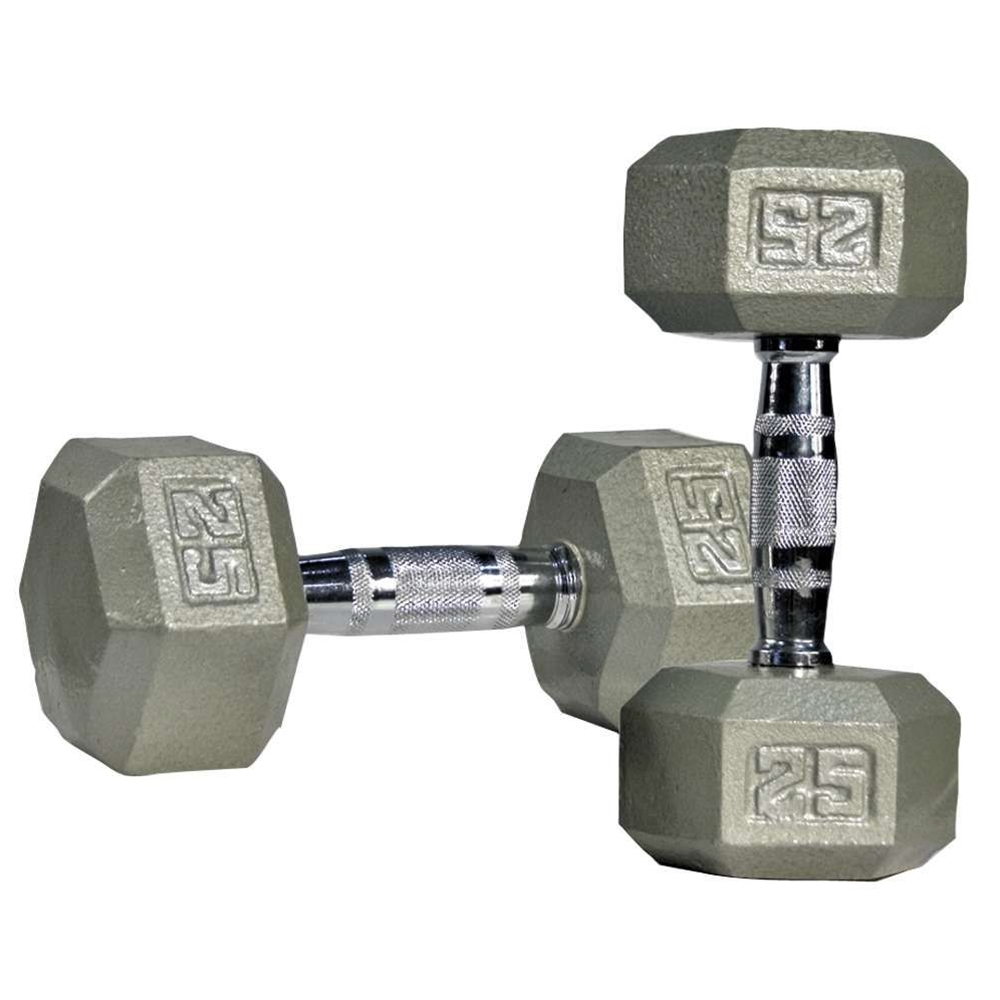Super-Hex Dumbbells