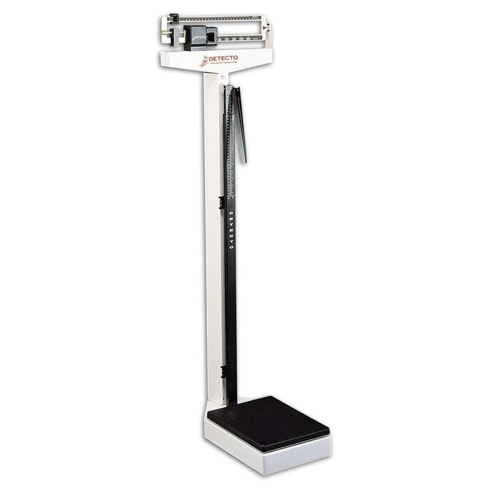 Detecto Eye-Level Beam Scale with Height Rod