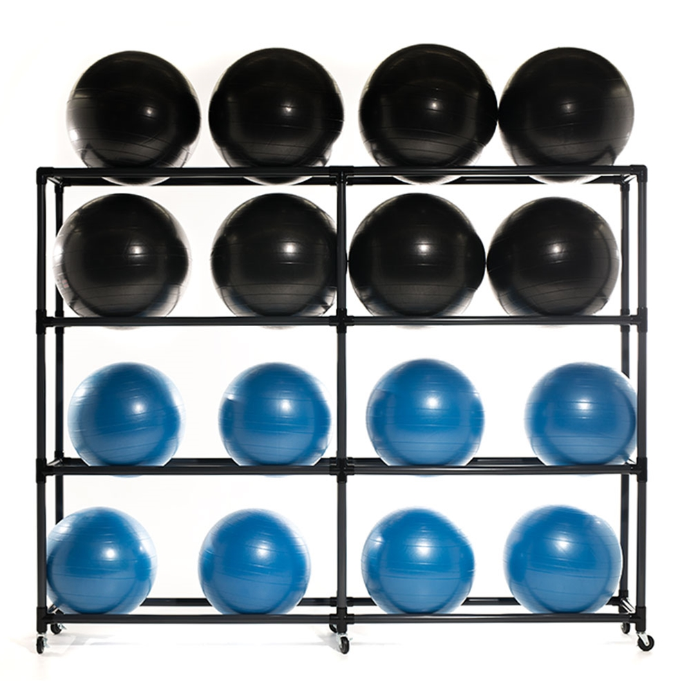 Stability Ball Wall Rack: Get The Best Stability Ball Storage From