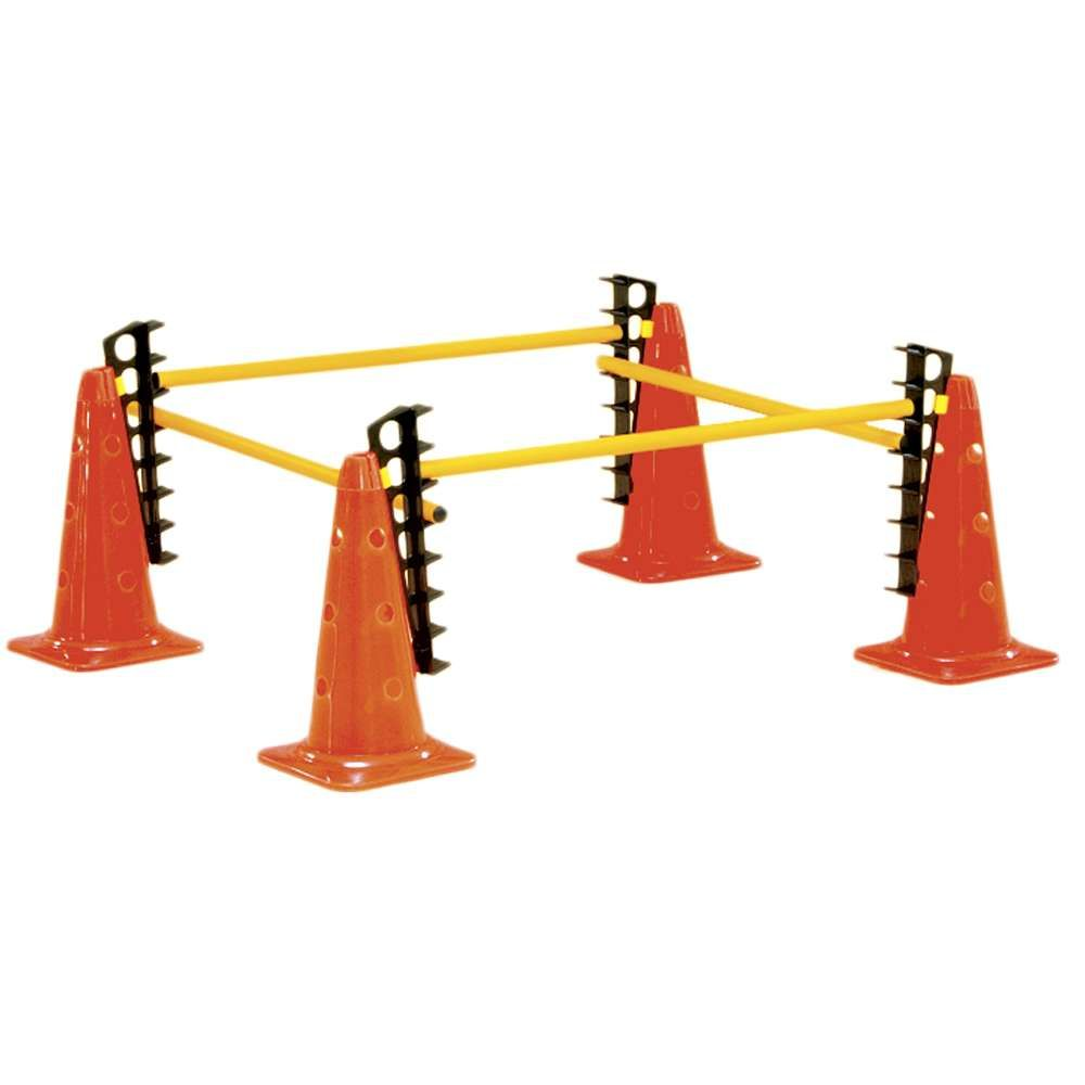 Cone Hurdle Set - Set of 4