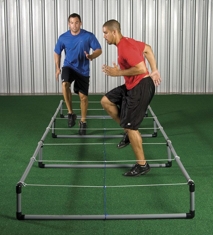 High-step Runner Agility Stepper