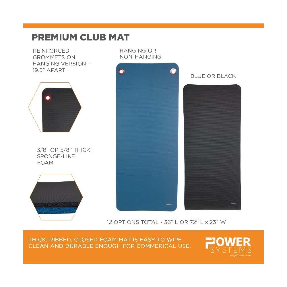 Gym Mats Premium Hanging Club Mat Outperforms