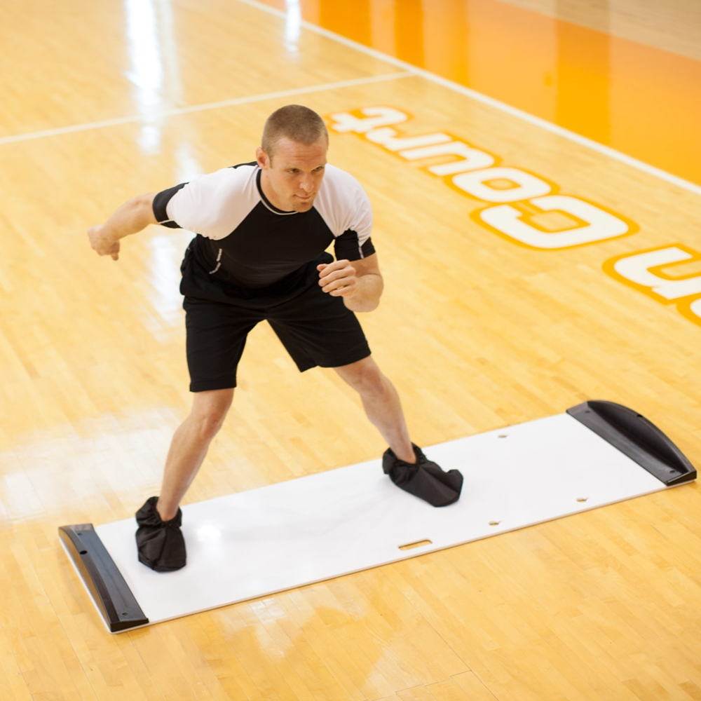 slide board improve power, balance, agility and speed with lateralpremium slide board 8 ft