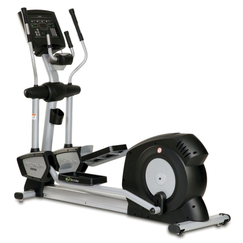 Centurion S25EX Commercial Elliptical w/HDTV Display