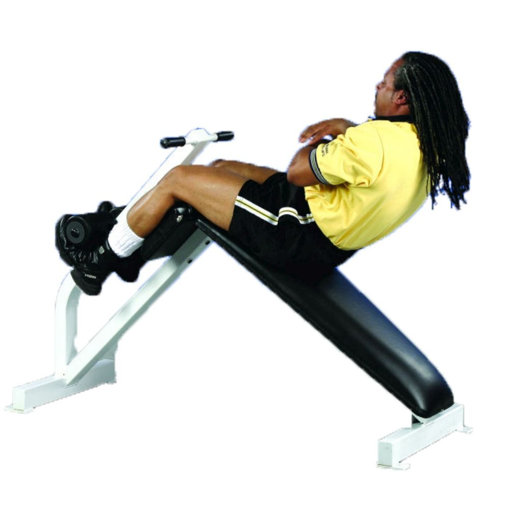 Stability Ball Instead Of Bench: Pro Maxima FW-56 Abdominal Bench Sit Up