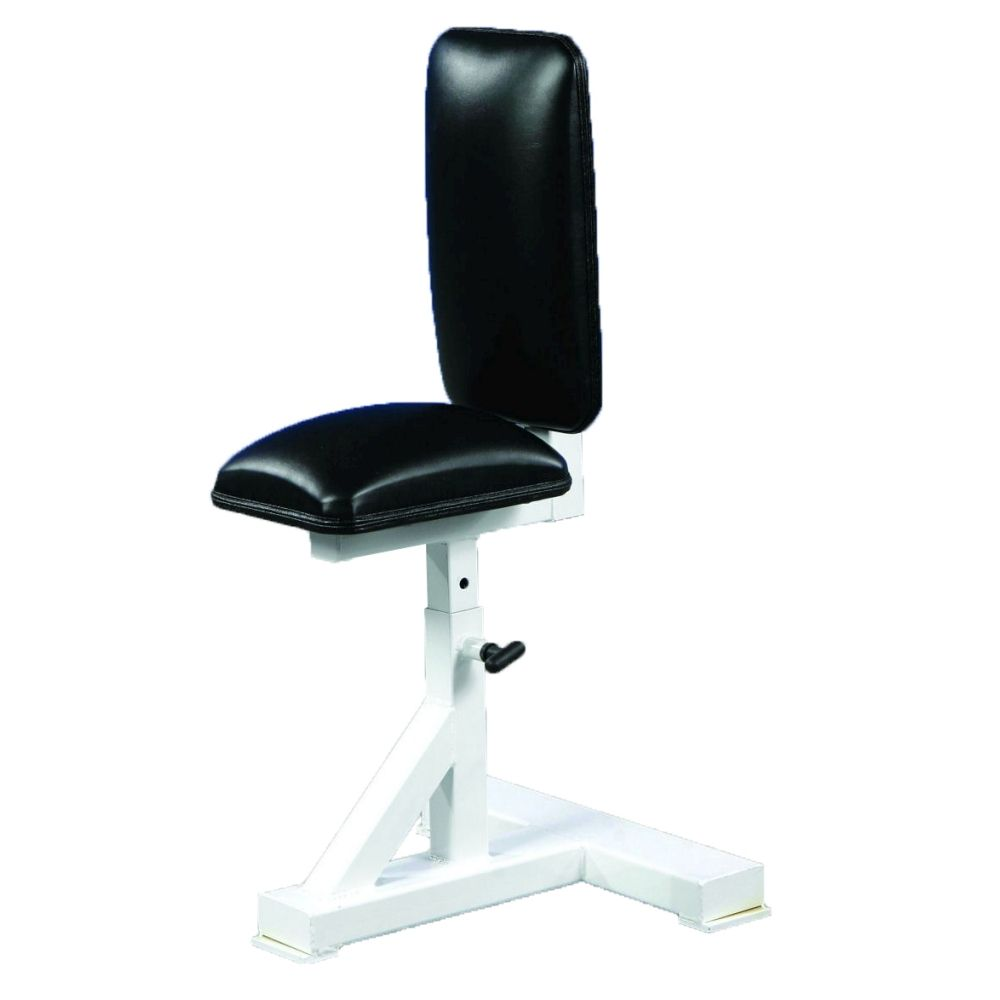 Pro Maxima FW-66 Shoulder Press Stool w/Reversible Seat