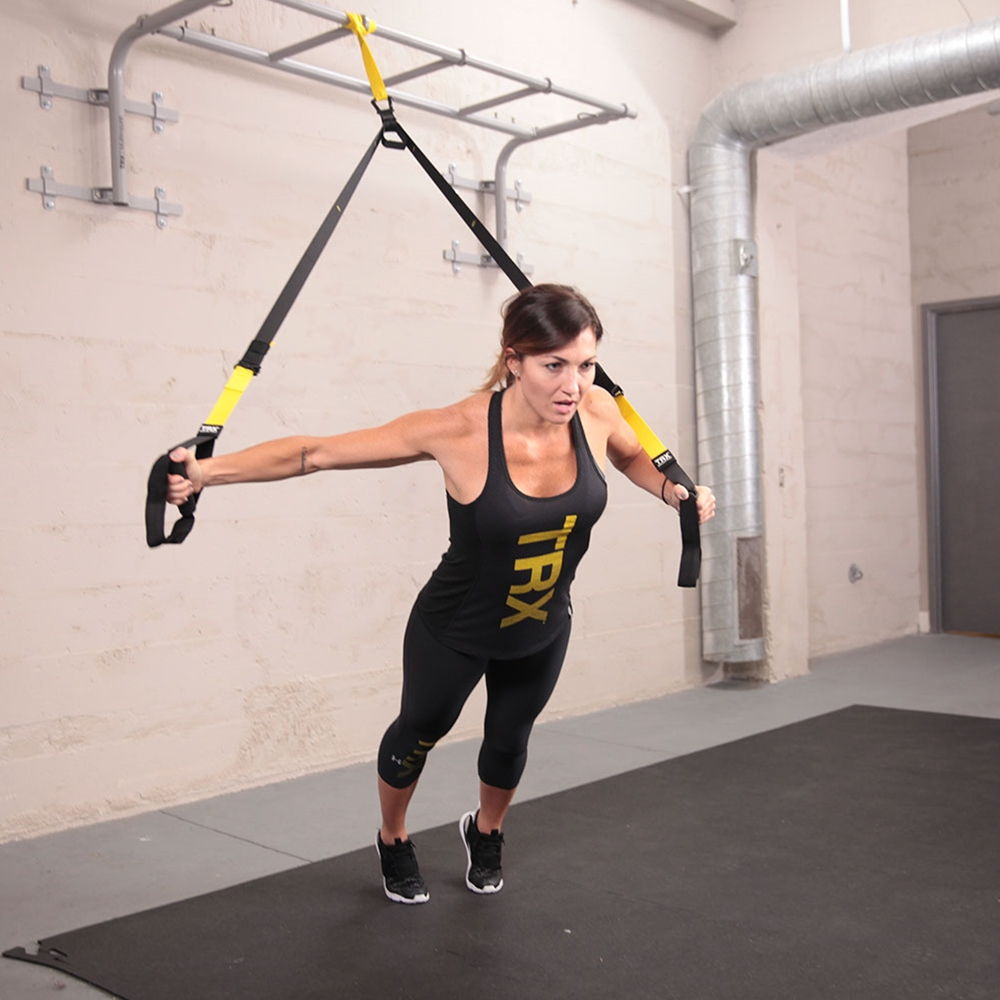 How to Build a Suspension Trainer (TRX)