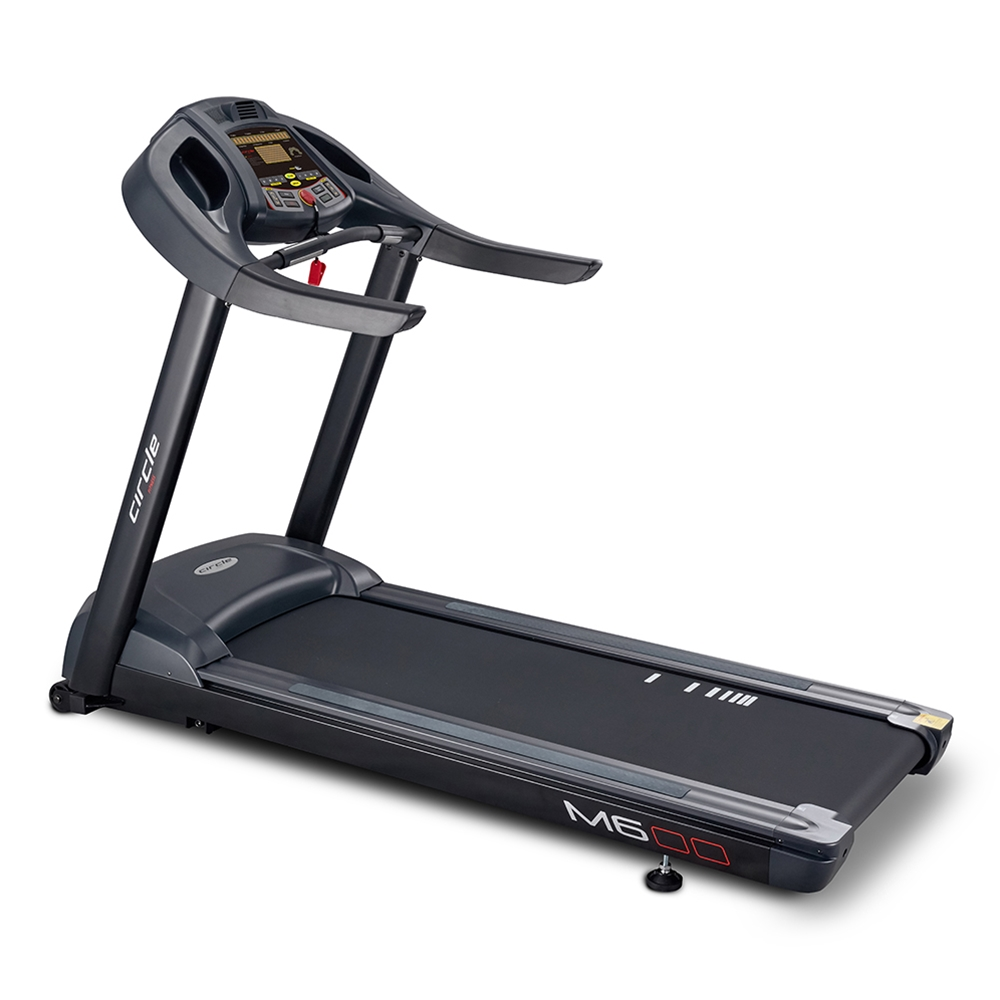 Circle Fitness 6000 – Treadmill with DC Motor