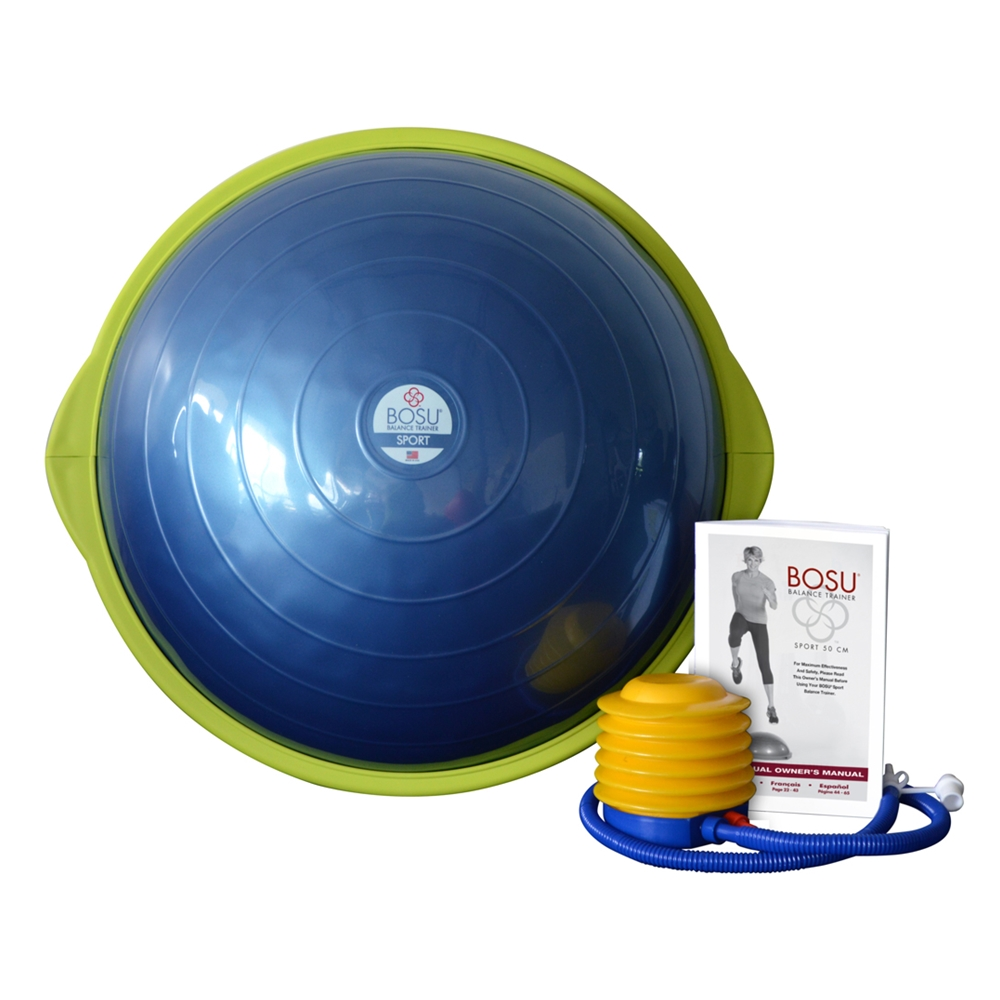 Bosu Ball Best Price: BOSU® Sport 50cm Balance Trainer