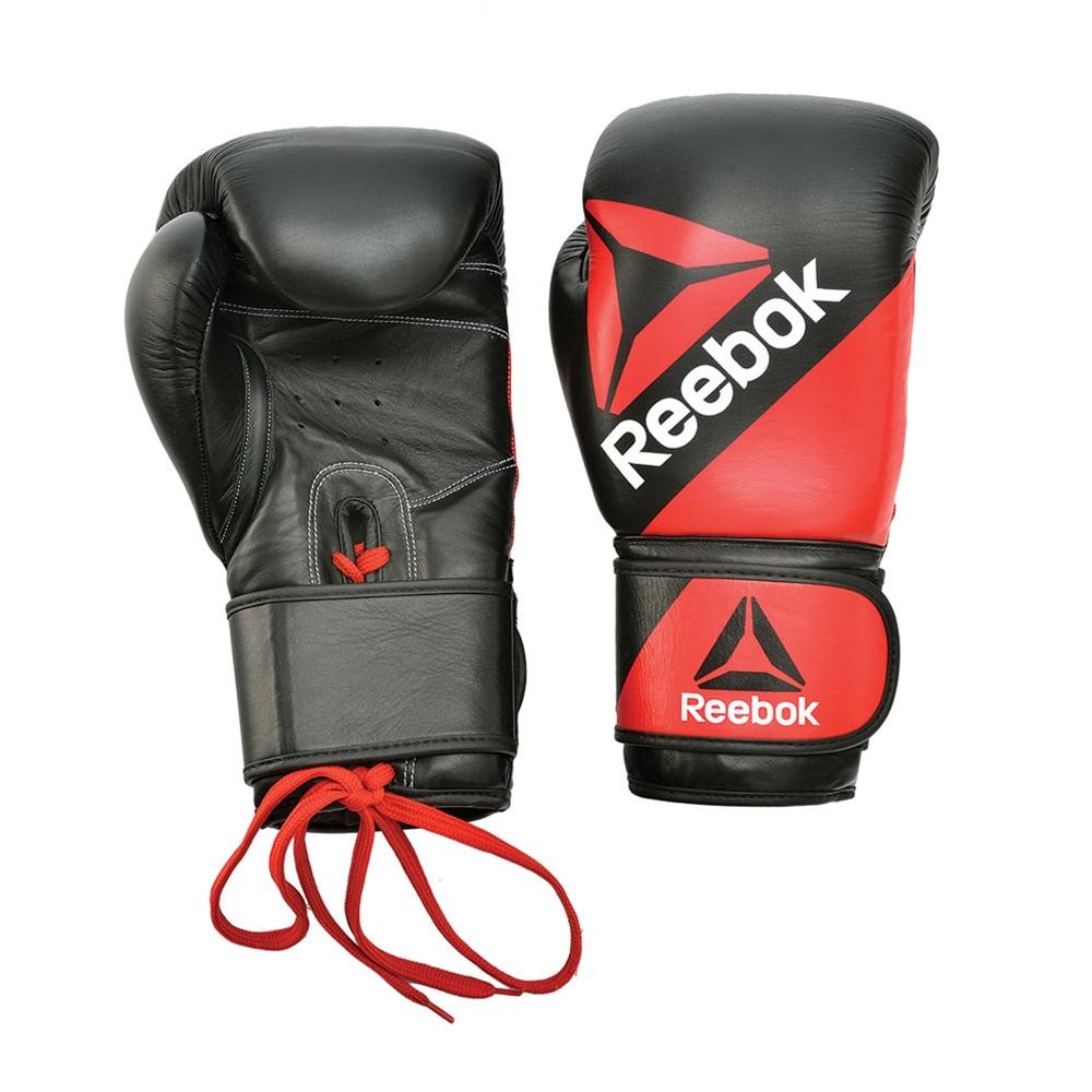 10oz Reebok Combat Leather Training Glove
