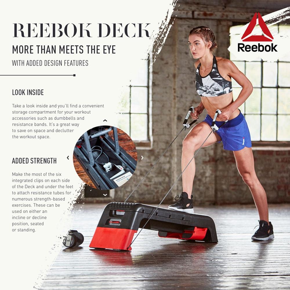 Reebok Deck Power Systems