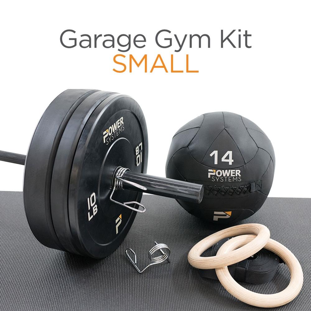 Garage gym power systems