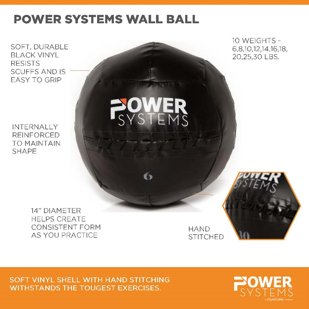 Wall Ball Power Systems