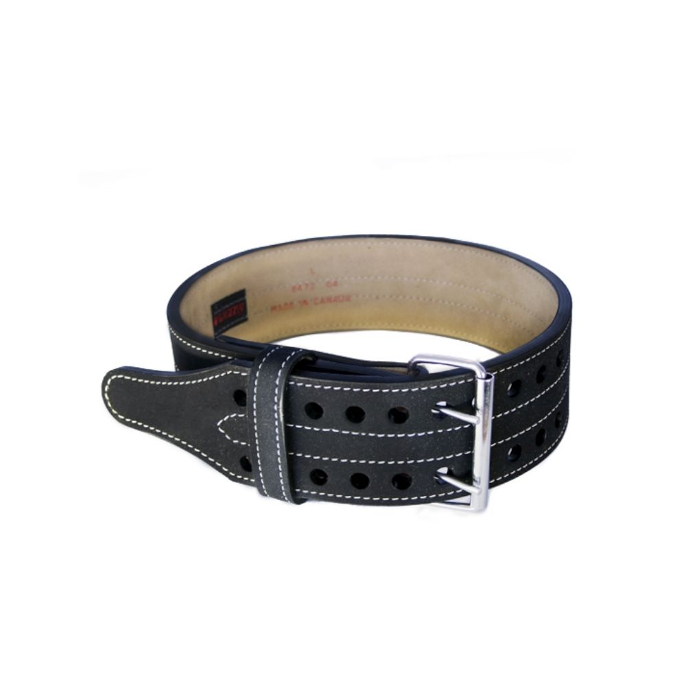 "Grizzly 4"" Double Prong Power Lifting Belt"