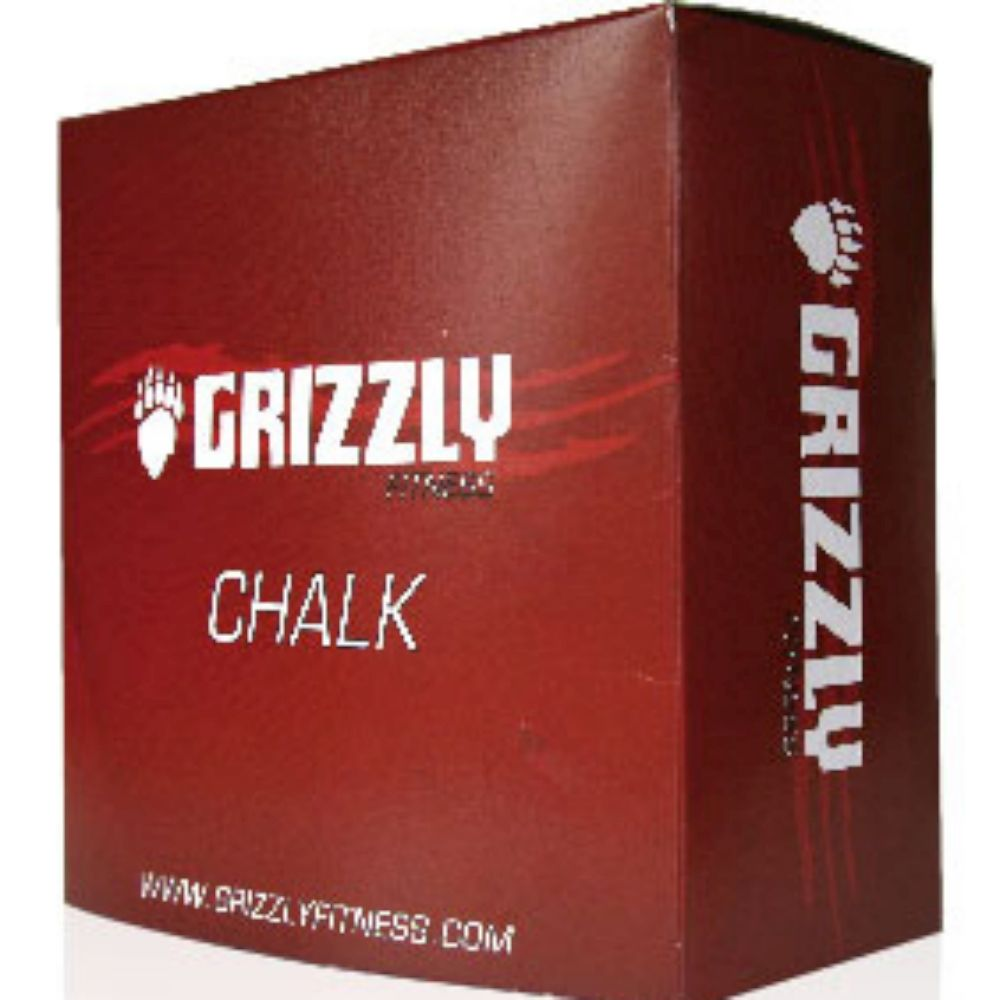 Grizzly Athletic Chalk (Box of 8)