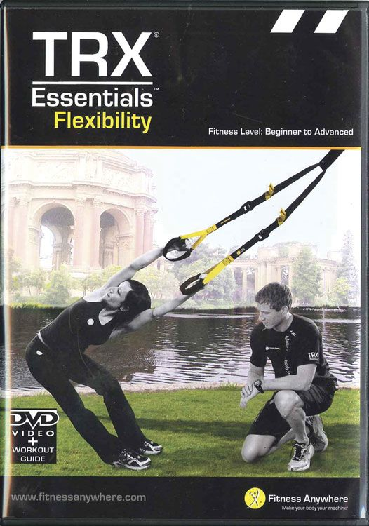 TRX Essentials Flexibility