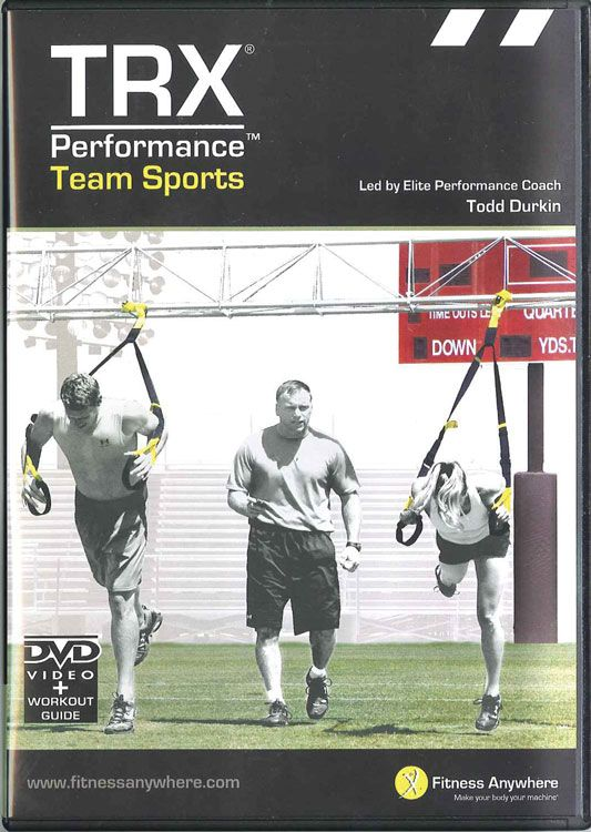 TRX Performance Team Sports
