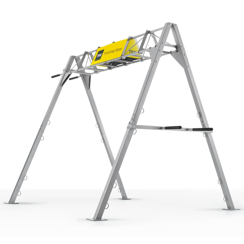 Suspension frame gym