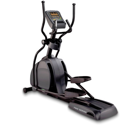 Green Series 7000 – Elliptical with LED Console