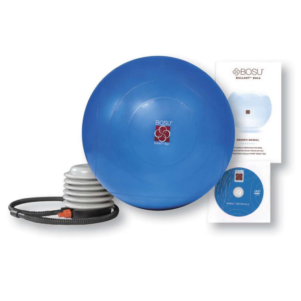 Stability Ball Manual: BOSU® Ballast Ball®