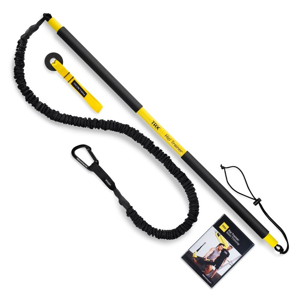TRX Rip Trainer: An Innovate Way to Build Strength and ...