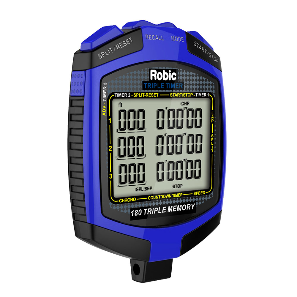 Robic SC-877 Complete Training Timer