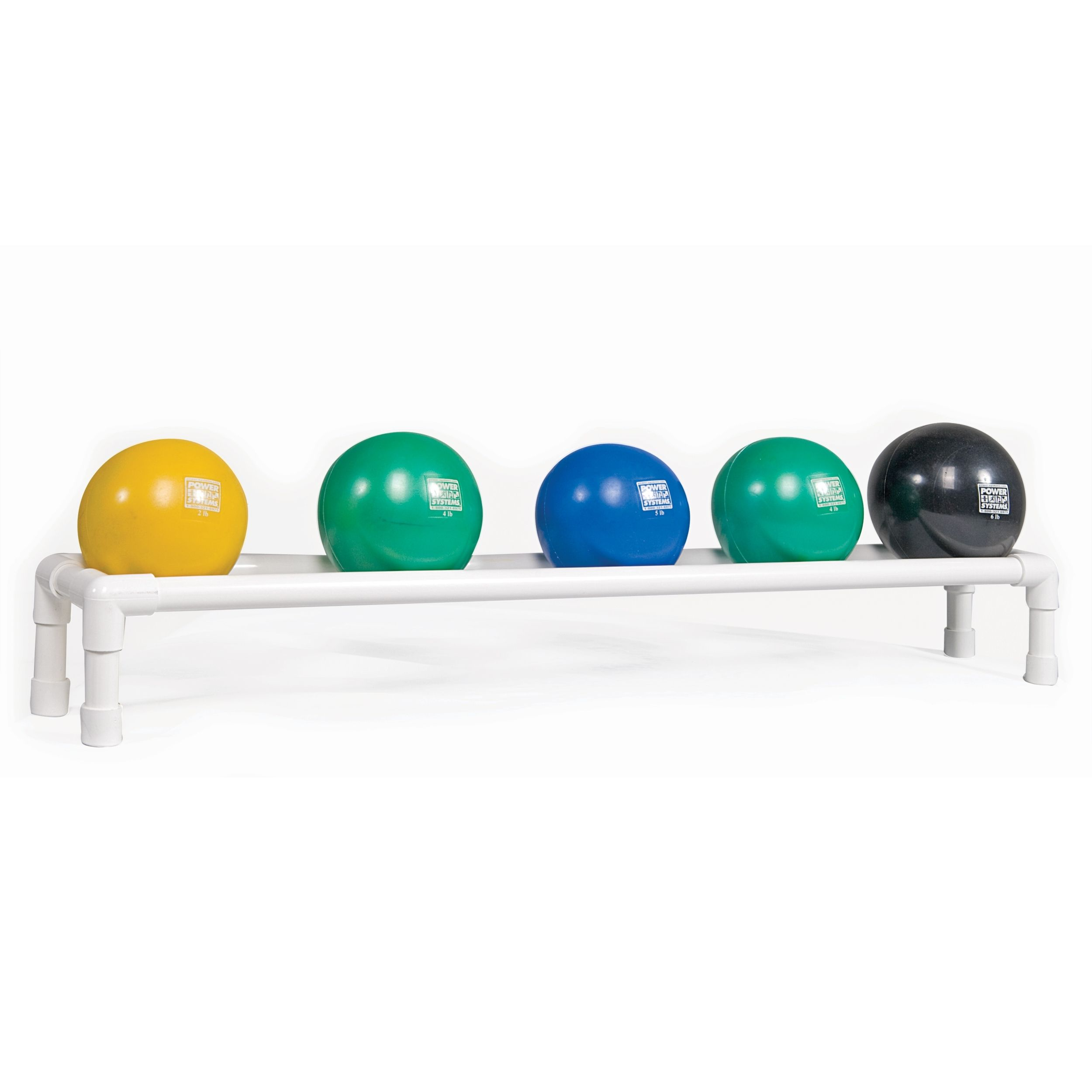 Soft Touch Med Ball Rack 5 Ball Rack Only