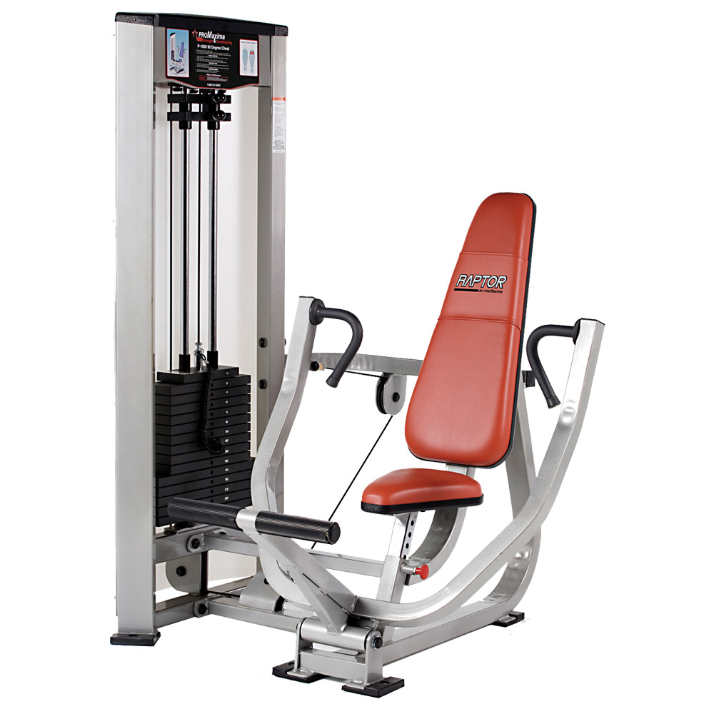 Pro Maxima Raptor Series P-1000 Chest Press