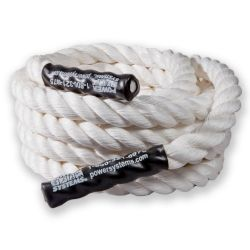 "Power Training Rope 1.5"", White"