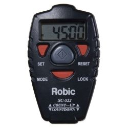 Robic SC-522 Digital Count-Up and Countdown Timer