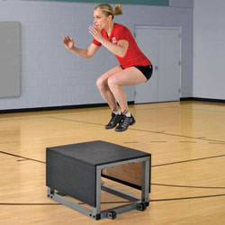 30in Adjustable Power-Plyo Box