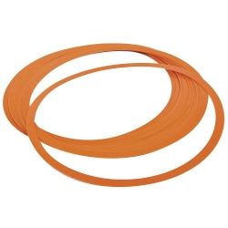 Indoor Agility Rings (Set of 12)