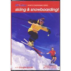 BOSU Sports Series - Skiing and Snowboarding DVD