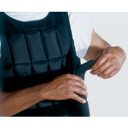 Uni-Vest Additional Weights - 10 weights at .5 lbs each