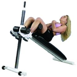 Pro Maxima FW-57 Adjustable Abdominal Bench