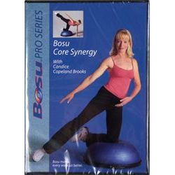 BOSU Pro Series - Core Synergy DVD