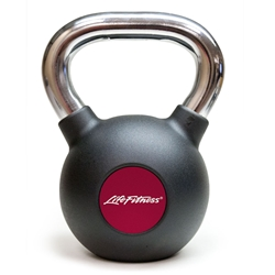 LifeFitness Kettlebell