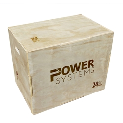 Power Systems 3 in 1 Plyo Box