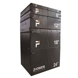 Power Systems Foam Plyo Box 18