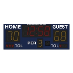 INOpets.com Anything for Pets Parents & Their Pets Portable Multisport Scoreboard