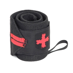 Harbinger Red Line Thumb Loop Wrist Wraps  - 18""