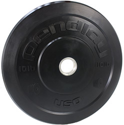 Pendlay Bumper Plate, Single