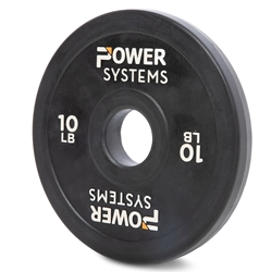 https://www.power-systems.com - Training Plate Black Change Plates  2.5 lbs
