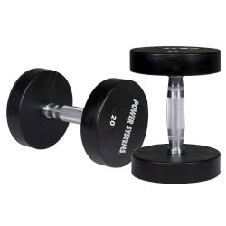 Elite Urethane Dumbbells