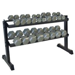 Horizontal Dumbbell Rack