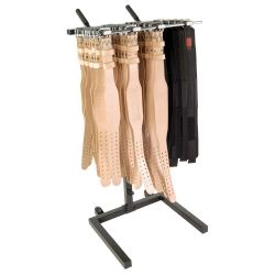Secure Belt Storage Rack