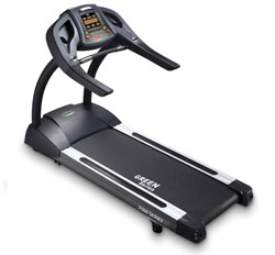 Green Series 7000 – Treadmill with LED Console