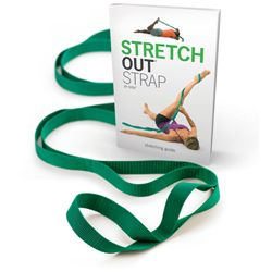 Stretch Out Strap with Book